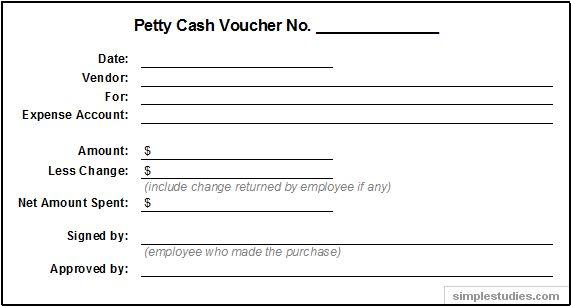 Cash Receipt Voucher Sample Petty Cash Receipt TemplateSample – Cash Receipt Voucher Sample