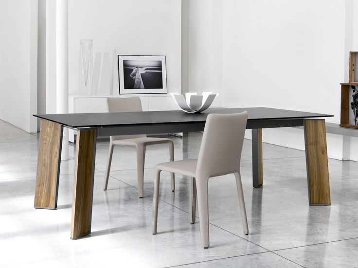 Flag is a fixed #table by @bonaldo , design by Mauro #Lipparini. Also available in extensible version.