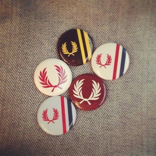 Fred Perry Badges