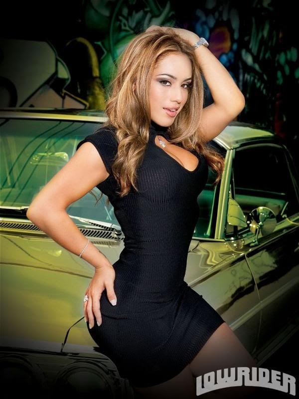 123 best images about girls of lowrider magazine on