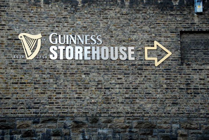 Guinness Storehouse. Kuva: Tinou Bao, flickr.com, CC BY 2.0.