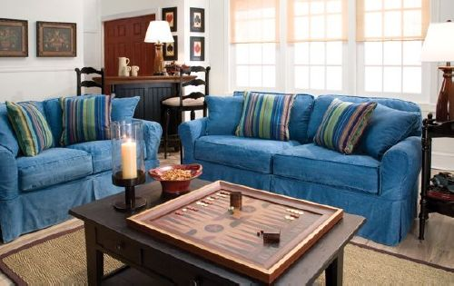 джинсовый диван - Поиск в Google
