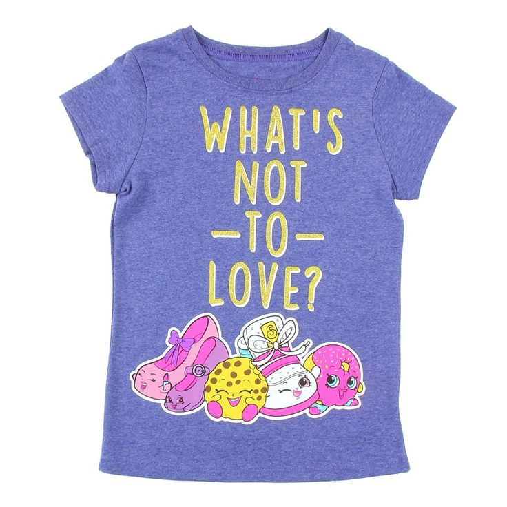 7 best Shopkins Girls Clothes images on Pinterest | Ropa para chicas ...