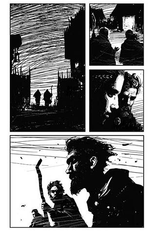 Sequential art questions?
