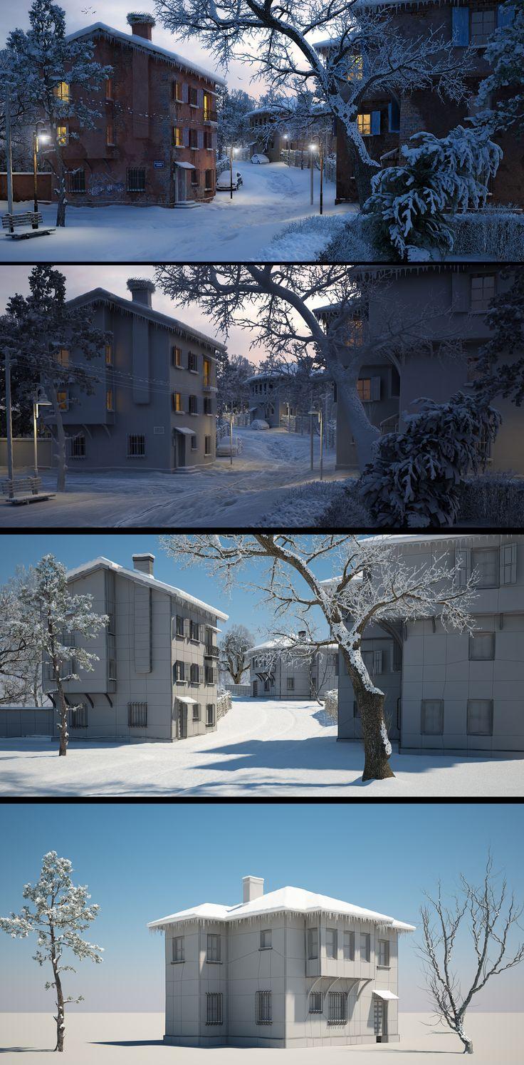 Winter by Cihan ozkan 1800px X 3656px