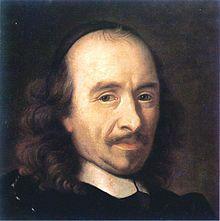 Pierre Corneille dit le grand Corneille - 1606-1684 - dramaturge et poète -  ( Le Cid - Horace  etc..)