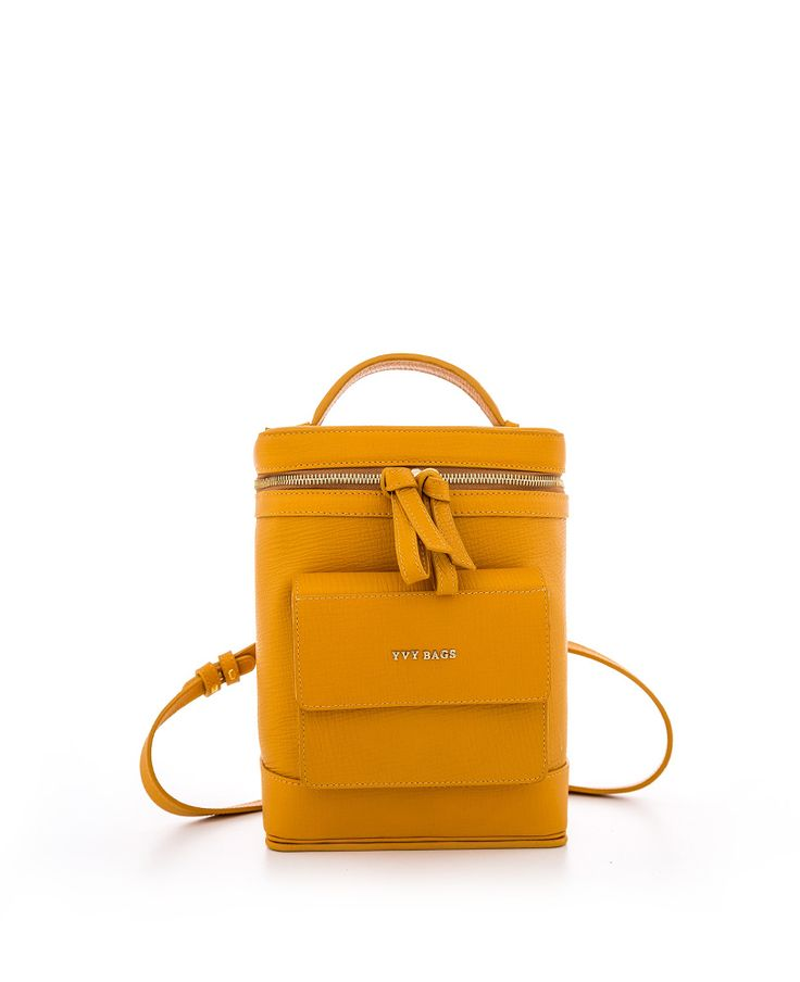 CN BACKPACK CITRUS NAPPA TEXTURED - YVY BAGS