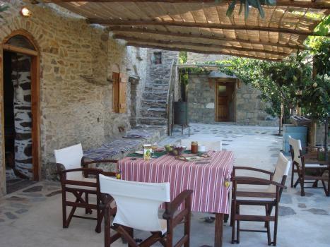 Ikarian Wine Club on the island of Ikaria, Greece