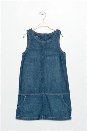 Küçük Kız Çocuk Elbise 975087 GAP Baby | Trendyol