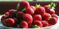 Batido de fresas y albahaca contra el colesterol