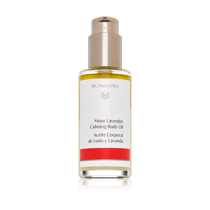 Dr.Hauschka Moor Lavender Calming Body Oil