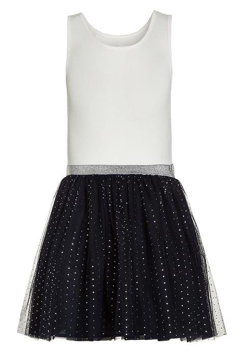 Kleding GAP Korte jurk - new offwhite wit: € 34,95 Bij Zalando (op 12-5-17). Gratis bezorging & retournering, snelle levering en veilig betalen!