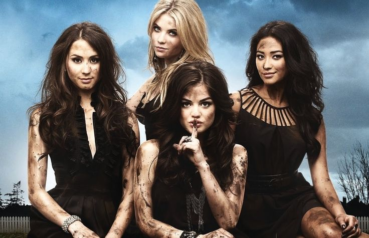 Buzzfeed Quiztime! Which Pretty Little Liar Are You??
