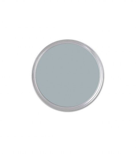 Sherwin-Williams Stardew ($35) An almost blue-gray color, this Sherwin-Williams tone is a great color to try as a half-wall or to create a monochrome theme on walls, moldings, trims, and the ceiling.