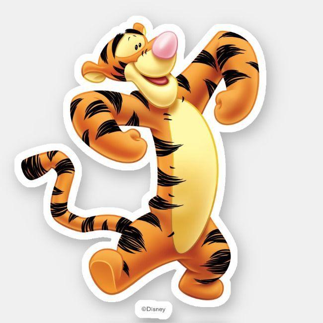 Calidad De Winnie The Pooh /& Tigger Láser Pegatinas de los lechones