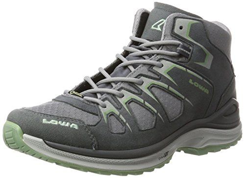 Lowa Women S Innox Evo Gtx Q High Rise Hiking Boots With Images Hiking Boots Camping Wear Boots
