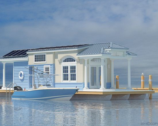 Houseboat Design, Pictures, Remodel, Decor and Ideas - page 2