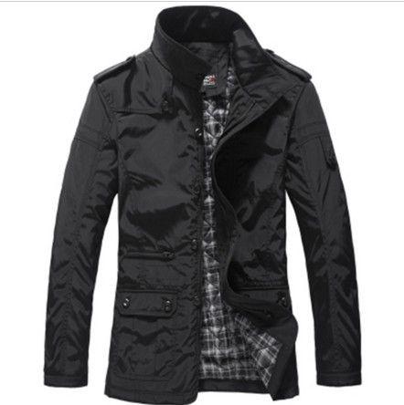 Pánská jarní bunda černá – bundy a kabáty + POŠTOVNÉ ZDARMA Na tento produkt se vztahuje nejen zajímavá sleva, ale také poštovné zdarma! Využij této výhodné nabídky a ušetři na poštovném, stejně jako to udělalo …