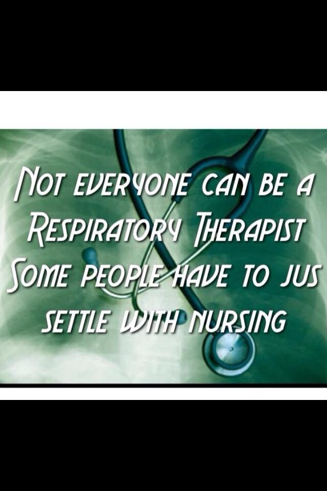185 best Respiratory therapy funny images on Pinterest - respiratory therapist job description