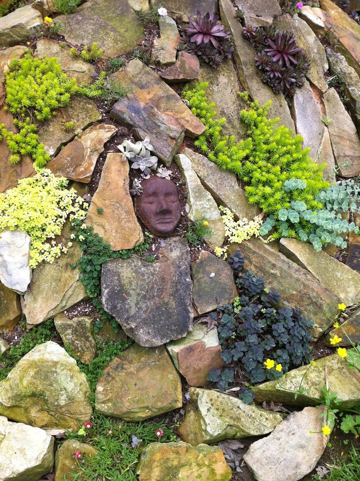 11 Best Images About Rock Garden Sculpture On Pinterest