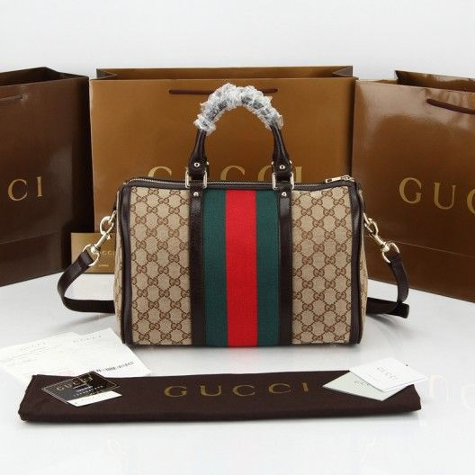 Gucci Outlet Online, Gucci vintage web boston bag 247205 FWCZG 9791 [GG249026] Links http://www.maxbagsmall.com/gucci-boston-bags-outlet/gucci-vintage-web-boston-bag-247205-fwczg-9791-bottom-outlet-1099.html