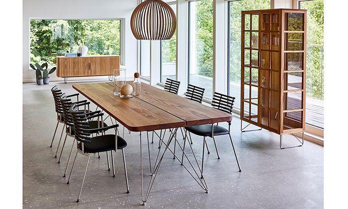 Plank de luxe nouveaut 2016 de la marque danoise de for Marque mobilier design