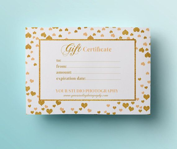 Best Templates Images On   Gift Certificates