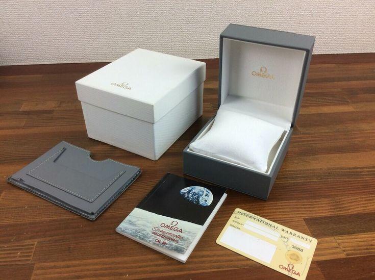 omega speedmaster professional cal 861 vintage 1989 box