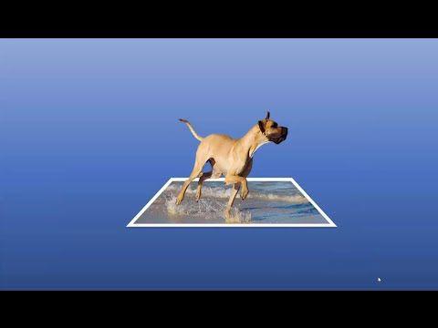 3D Pop-Out Photo Effect   PowerPoint 2016 Tutorial   The Teacher - YouTube