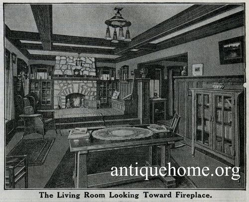 I'd love to have an inglenook. | House Dreaming