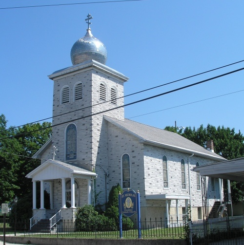St Nicholas Ukrainian Catholic Church