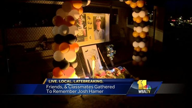 A Harford County teenager is being remembered after he was killed in a crash Thursday morning. Josh Hamer, 15, a sophomore at the John Carroll School, was in the front passenger seat. He was extricated from the vehicle and taken to Upper Chesapeake Medical Center with life-threatening injuries. State police flew Hamer to Shock Trauma in Baltimore, where he died at 11:43 a.m.