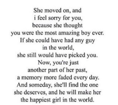 sad relationship break up stories and moving
