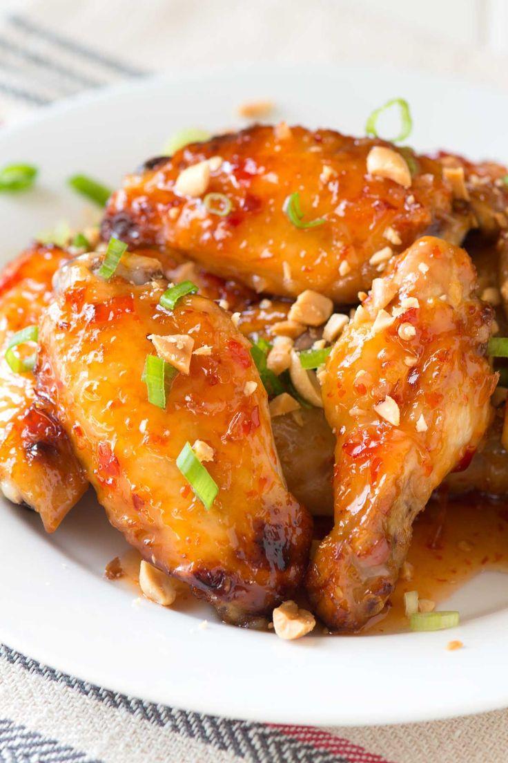 Easy Asian Chicken Wings