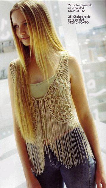 Vest, beautiful