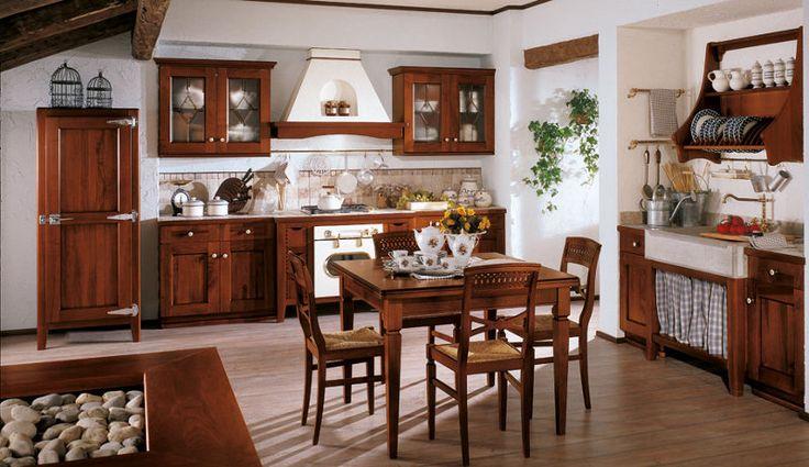 Oltre 25 fantastiche idee su cucine rustiche su pinterest - Cucine rustiche toscana ...