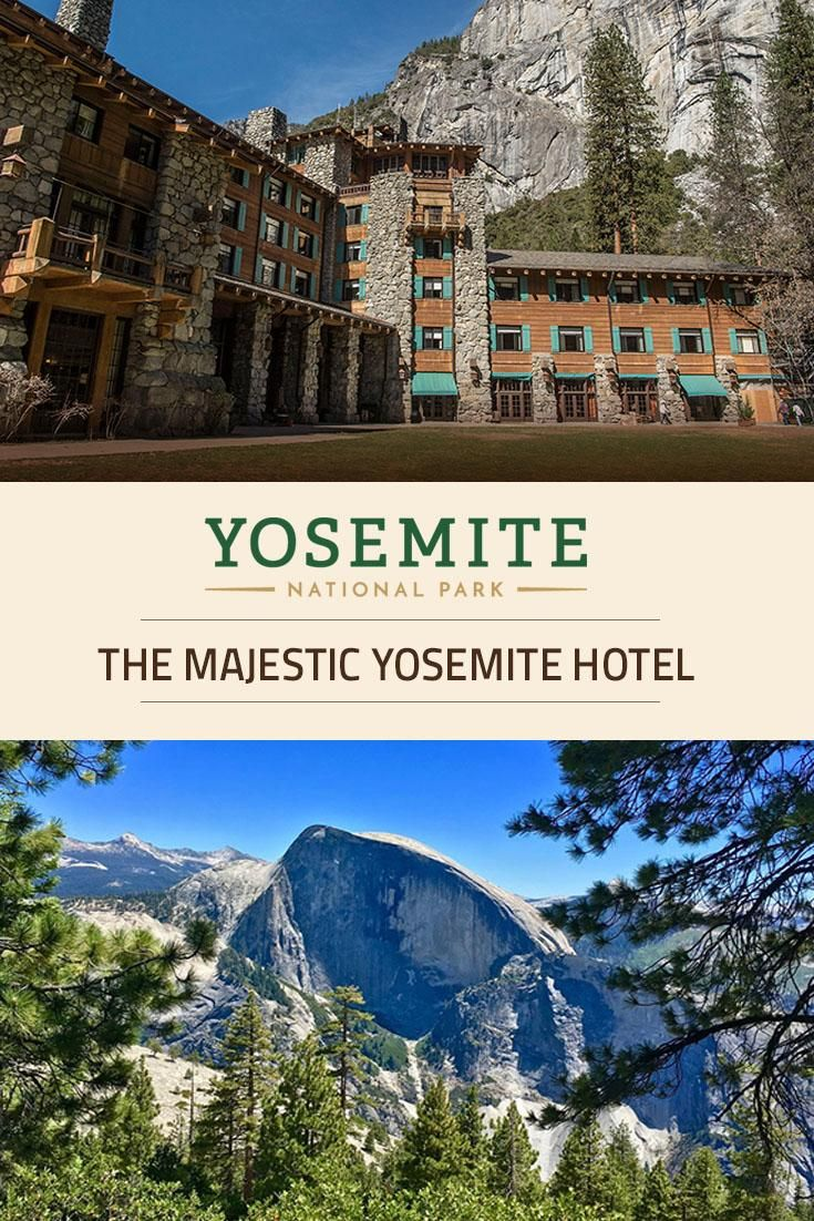 The Majestic Yosemite Hotel shines as Yosemite National Park's distinctive AAA four-diamond hotel. Known for its stunning interior design and architecture, The Majestic Yosemite Hotel was specifically designed to highlight its natural surroundings, featuring Yosemite Falls, Half Dome and Glacier Point.