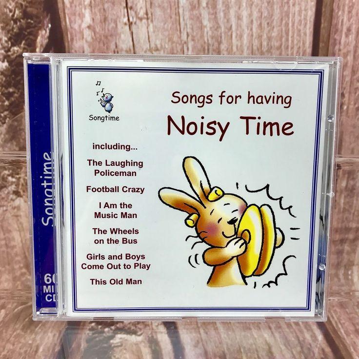 Children's Songs for Having Noisy Time Kids Music 28 Different Tracks songtime