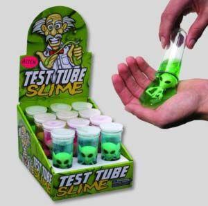 Alien Party Ideas | Alien In Test Tube - alien party favors - alien party supplies