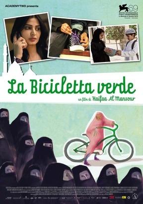 La Bicicletta Verde - Cinema