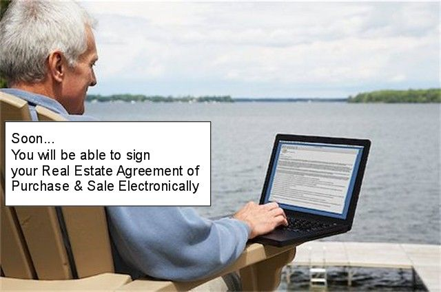 Are Electronic Signatures Legal for Real Estate Agreements?