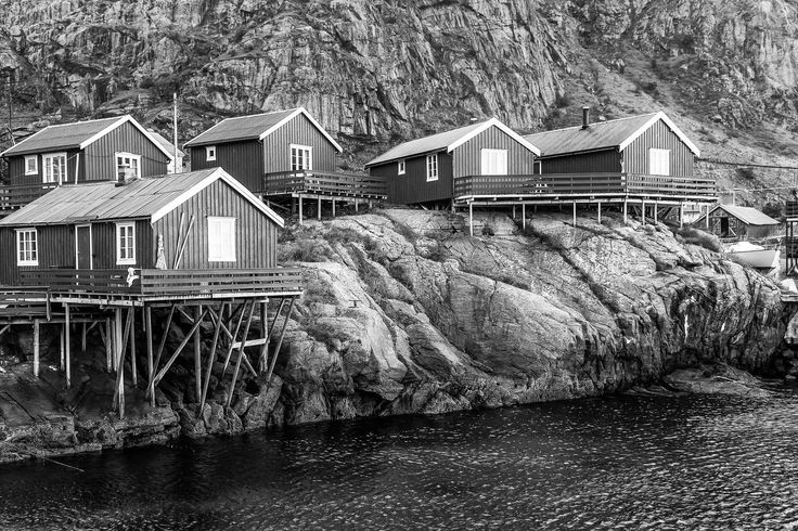 Fisher huts by Hans-Gerd Schievink on 500px