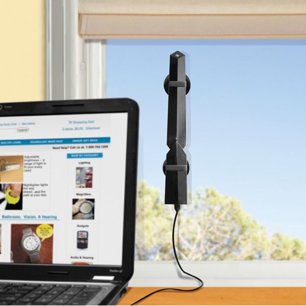 WiFi when you need it! This Super WiFi antenna allows you to connect to any publicly available WiFi network up to a mile away — and surf the net from your car, your RV campsite, on vacation, at the park — whenever you're away from home. You may not ever …