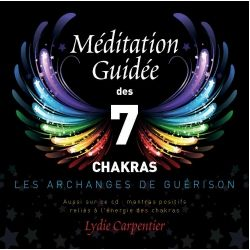 Méditation Guidée des 7 Chakras, les Archanges de Guérison   Méditation Guidée des 7 Chakras, les Archanges de Guérison  Alignez vos chakras avec la technique de respiration et programmez-vous positivement en lien avec les bienfaits de chaque chakra, puis méditez avec les Archanges de Guérison qui viendront purifier chacun de vos chakras.   (Méditation Guidée des 7 Chakras, les Archanges de Guérison)  Disponible ici, Aux Mains d'Energies.com