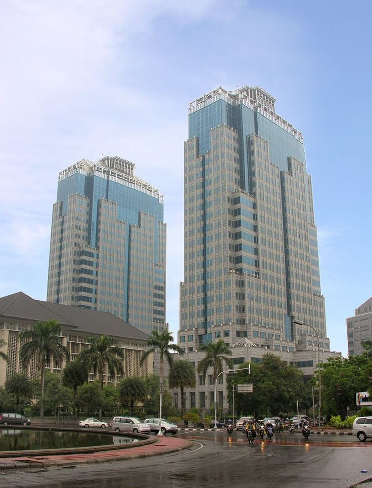 Central Bank of Indonesia buildings @ IPPAT