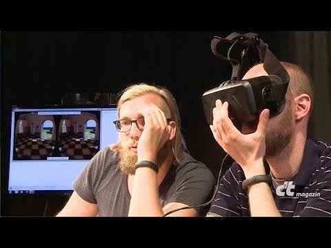 » Oculus Rift – Aufbruch in neue virtuelle Welten ! Virtual Reality könnte unser Leben, wie wir es jetzt kennen, elementar verändern....
