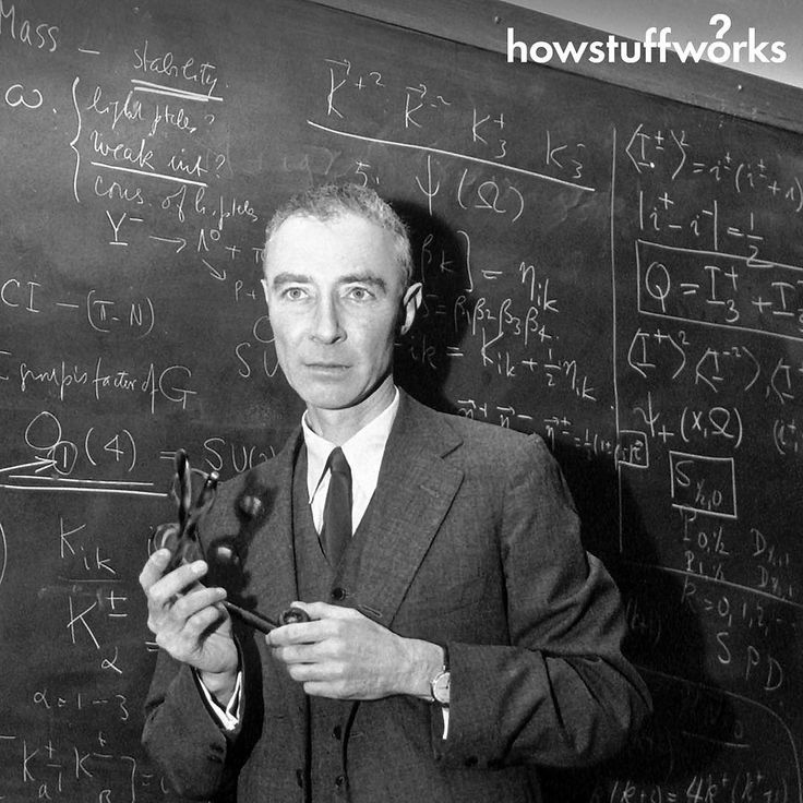 """""""Science is not everything but science is very beautiful.""""  J. Robert Oppenheimer (born April 22 1904)"""