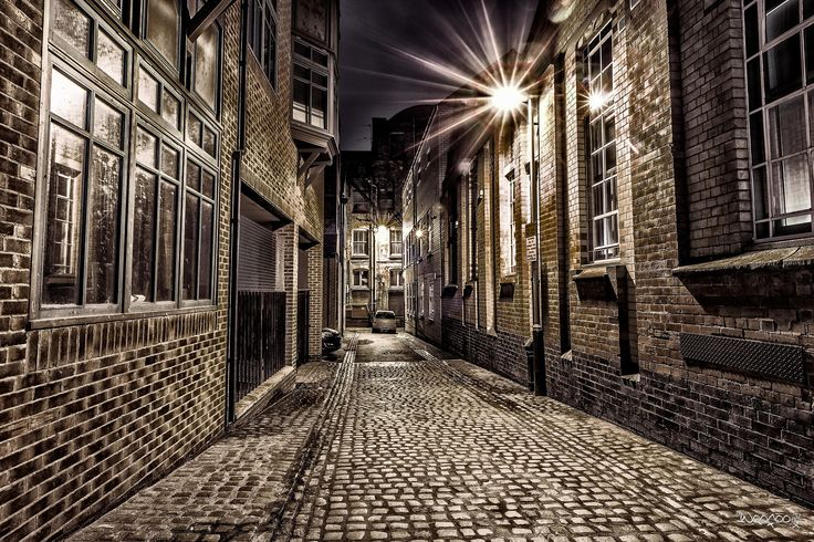 Just a Street by Garry Woodford