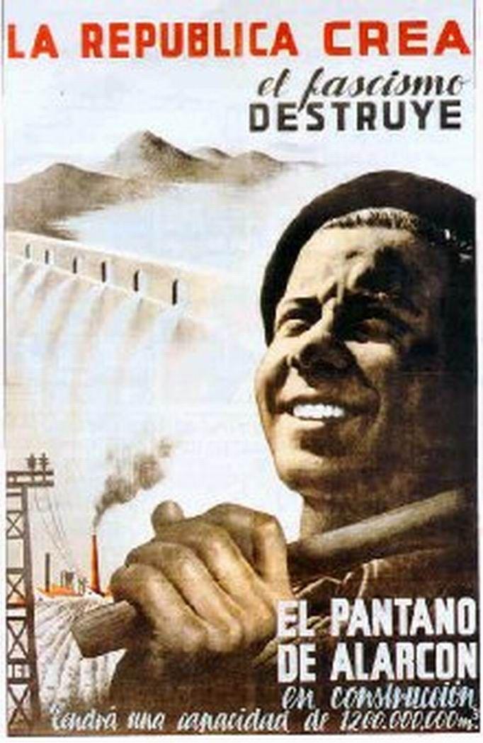 Republican poster, 1936/39