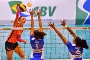 Blog Esportivo do Suiço: Rio bate Campinas e faz a 10ª final seguida de Superliga